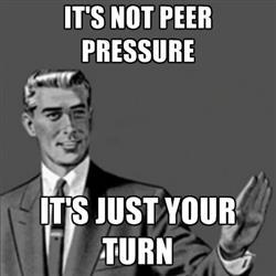 Class Rings Peer Pressure
