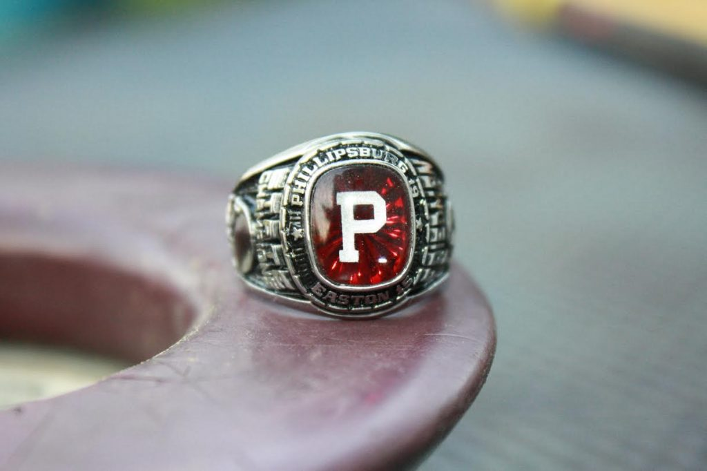 phillipsburg high school state championship rings
